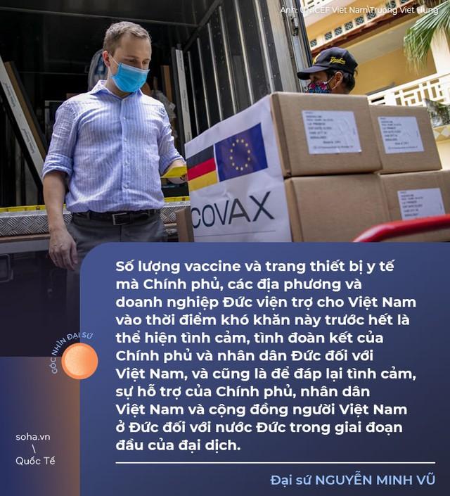 Chuyện gỡ nút thắt và những lý do đặc biệt sau việc Đức viện trợ cho Việt Nam lượng vaccine Covid-19 nhiều nhất EU - Ảnh 1.