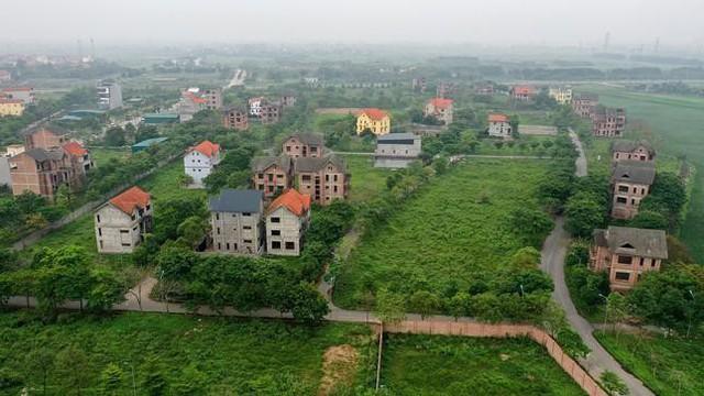 Loạt dự án ôm đất bỏ hoang ở Hà Nội lọt tầm ngắm thu hồi - Ảnh 2.