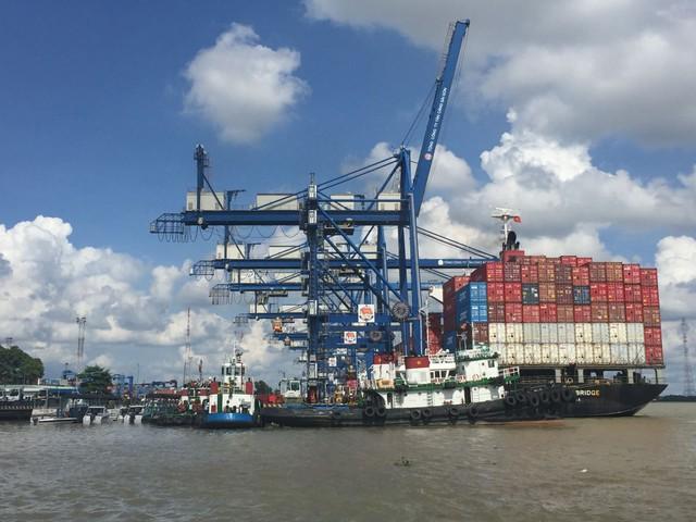 Dịch COVID-19 đã làm chi phí hàng hóa tăng cao do đứt gãy chuỗi logistics - Ảnh 1.