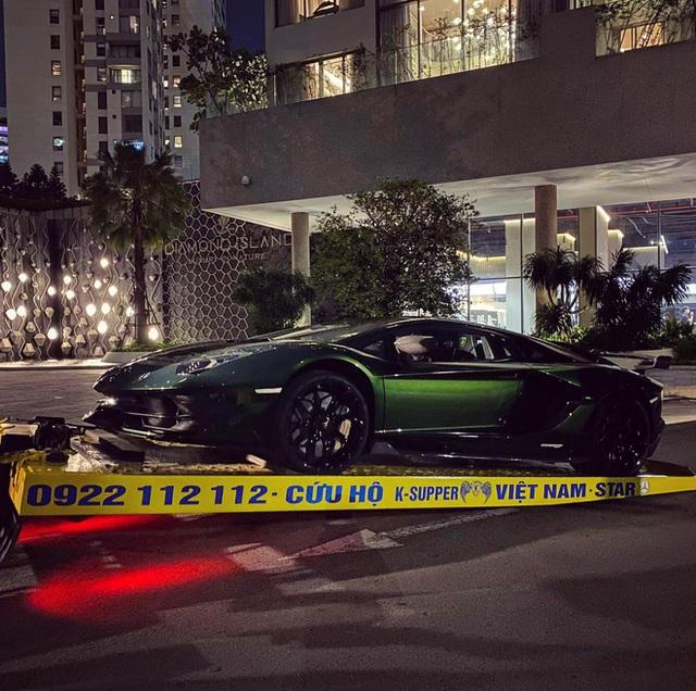Ông trùm chuỗi nhà thuốc lớn nhất Việt Nam sắm Lamborghini Aventador SVJ, đặc biệt có sở thích đua xe - Ảnh 3.