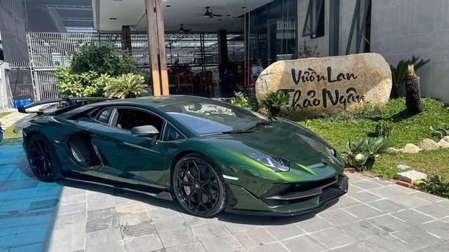Ông trùm chuỗi nhà thuốc lớn nhất Việt Nam sắm Lamborghini Aventador SVJ, đặc biệt có sở thích đua xe - Ảnh 4.
