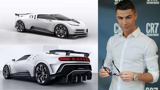 Ronaldo chi gần 300 tỷ đồng mua siêu xe cực xịn - Ảnh 1.