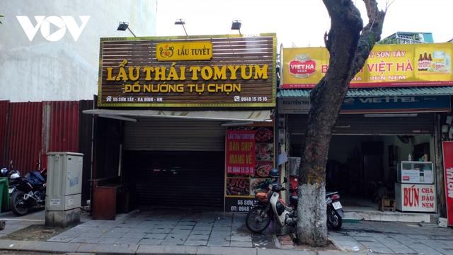 Nhà hàng, quán cà phê ở Hà Nội nhộn nhịp đón khách ăn uống tại chỗ - Ảnh 18.