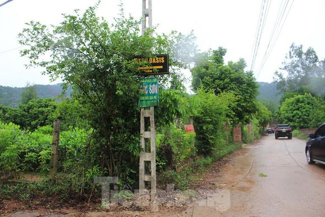 Đất Sóc Sơn được rao bán rầm rộ sau thông tin quy hoạch lên thành phố - Ảnh 3.