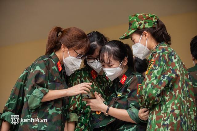 Học viên trường quân y rút quân sau 50 ngày chi viện chống dịch: Người Sài Gòn rất dễ thương, mong có dịp quay lại để thấy một thành phố khỏe mạnh - Ảnh 2.