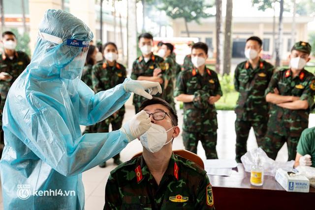 Học viên trường quân y rút quân sau 50 ngày chi viện chống dịch: Người Sài Gòn rất dễ thương, mong có dịp quay lại để thấy một thành phố khỏe mạnh - Ảnh 12.