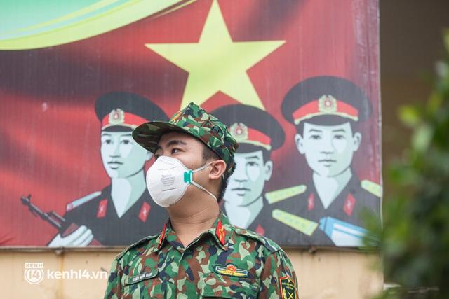 Học viên trường quân y rút quân sau 50 ngày chi viện chống dịch: Người Sài Gòn rất dễ thương, mong có dịp quay lại để thấy một thành phố khỏe mạnh - Ảnh 13.