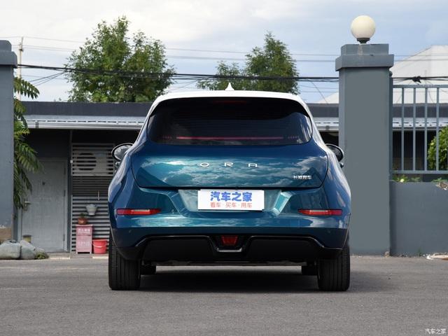 Soi ô tô điện Trung Quốc pin đầy đi 500 km, rộng cửa về Việt Nam - Ảnh 4.