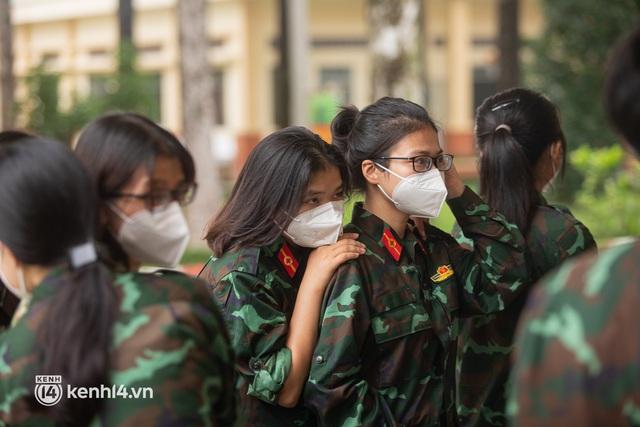 Học viên trường quân y rút quân sau 50 ngày chi viện chống dịch: Người Sài Gòn rất dễ thương, mong có dịp quay lại để thấy một thành phố khỏe mạnh - Ảnh 4.
