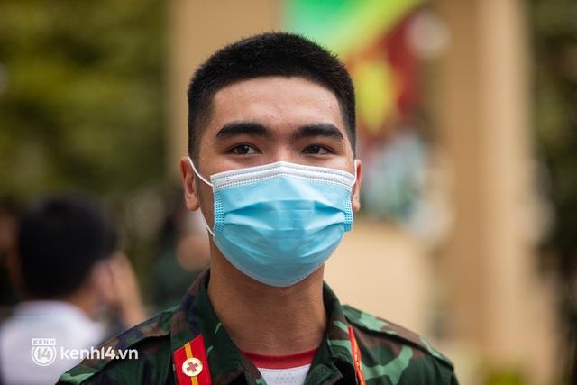 Học viên trường quân y rút quân sau 50 ngày chi viện chống dịch: Người Sài Gòn rất dễ thương, mong có dịp quay lại để thấy một thành phố khỏe mạnh - Ảnh 5.