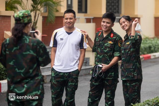Học viên trường quân y rút quân sau 50 ngày chi viện chống dịch: Người Sài Gòn rất dễ thương, mong có dịp quay lại để thấy một thành phố khỏe mạnh - Ảnh 6.