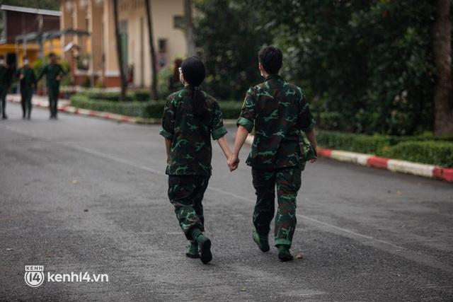 Học viên trường quân y rút quân sau 50 ngày chi viện chống dịch: Người Sài Gòn rất dễ thương, mong có dịp quay lại để thấy một thành phố khỏe mạnh - Ảnh 8.