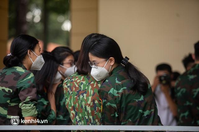 Học viên trường quân y rút quân sau 50 ngày chi viện chống dịch: Người Sài Gòn rất dễ thương, mong có dịp quay lại để thấy một thành phố khỏe mạnh - Ảnh 10.