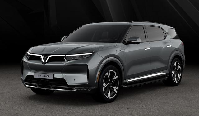 VinFast sẽ chính thức ra mắt ô tô điện VF e35, e36 tại Los Angeles Auto Show tháng 11 - Ảnh 3.
