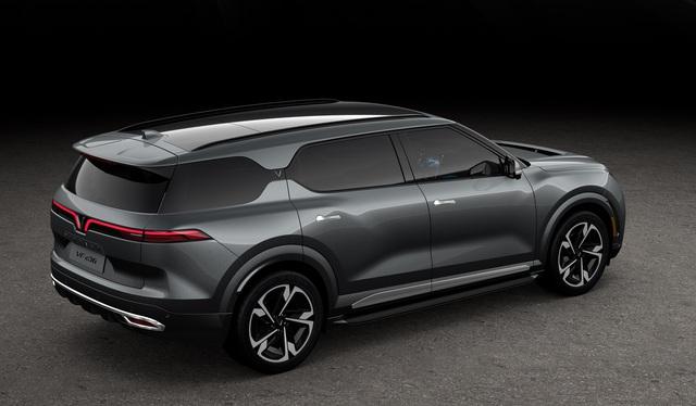 VinFast sẽ chính thức ra mắt ô tô điện VF e35, e36 tại Los Angeles Auto Show tháng 11 - Ảnh 4.
