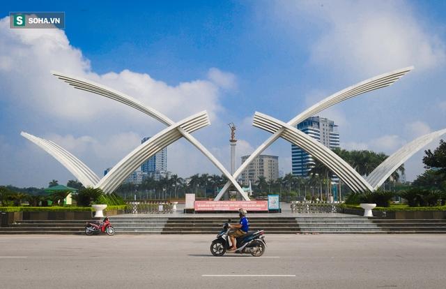 Tuyến đường Tây Thăng Long rộng thênh thang, đẹp hút hồn chạy xuyên qua khu đô thị đắt đỏ nhất Thủ đô - Ảnh 12.