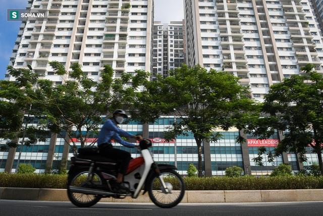 Tuyến đường Tây Thăng Long rộng thênh thang, đẹp hút hồn chạy xuyên qua khu đô thị đắt đỏ nhất Thủ đô - Ảnh 13.