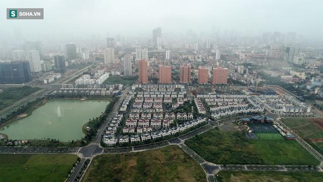 Tuyến đường Tây Thăng Long rộng thênh thang, đẹp hút hồn chạy xuyên qua khu đô thị đắt đỏ nhất Thủ đô - Ảnh 14.