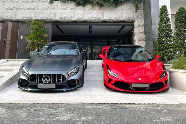 Nguyễn Quốc Cường khoe Ferrari F8 Tributo trong tình trạng khiến dân tình ngỡ ngàng  - Ảnh 3.