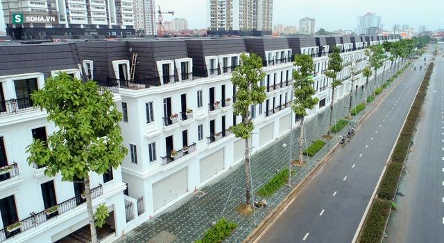 Tuyến đường Tây Thăng Long rộng thênh thang, đẹp hút hồn chạy xuyên qua khu đô thị đắt đỏ nhất Thủ đô - Ảnh 4.