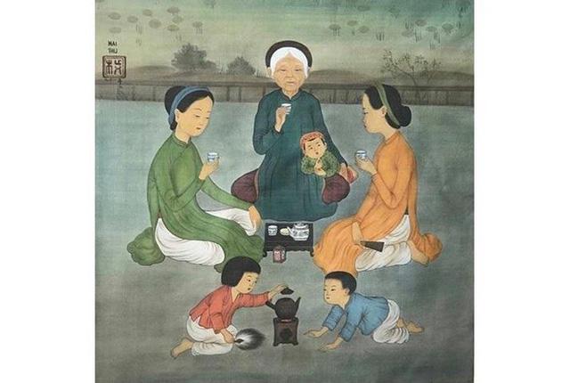 3 bức tranh Việt được bán với giá hơn 35 tỷ đồng ở Pháp - Ảnh 4.