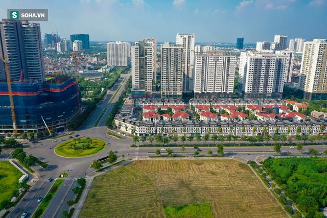 Tuyến đường Tây Thăng Long rộng thênh thang, đẹp hút hồn chạy xuyên qua khu đô thị đắt đỏ nhất Thủ đô - Ảnh 6.