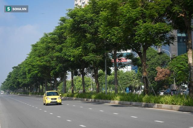 Tuyến đường Tây Thăng Long rộng thênh thang, đẹp hút hồn chạy xuyên qua khu đô thị đắt đỏ nhất Thủ đô - Ảnh 8.