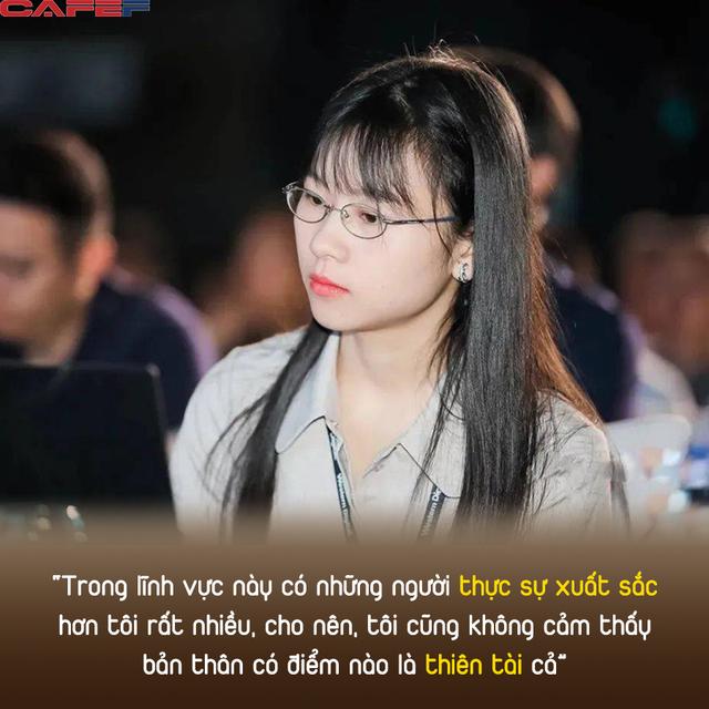 Nữ thiên tài được Huawei tuyển dụng với lương 5,5 tỷ đồng/năm: Là tiến sĩ NVM, SMR, khả năng hùng biện tiếng Anh lưu loát, nhận sự săn đón từ hàng loạt tập đoàn công nghệ hàng đầu - Ảnh 2.