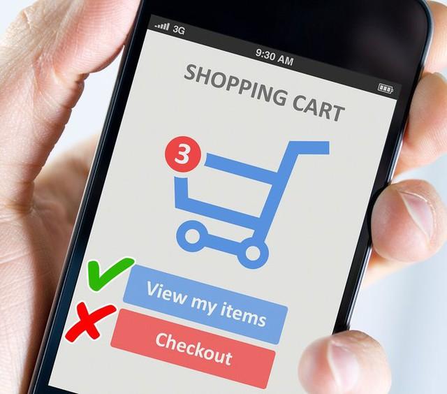 """12 điều lưu ý để tránh """"cú lừa"""" khi mua sắm trực tuyến - Ảnh 6."""