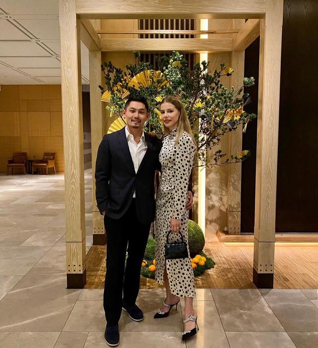Lộ diện cô gái nắm giữ trái tim cậu cả của gia tộc giàu nhất nhì Malaysia: Ngoại hình hoàn mỹ, có tài chinh phục cả nhà chồng - Ảnh 10.