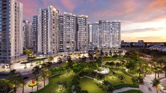 Thị trường căn hộ Tp.HCM thiếu hụt nguồn cung mới chào bán - Ảnh 1.