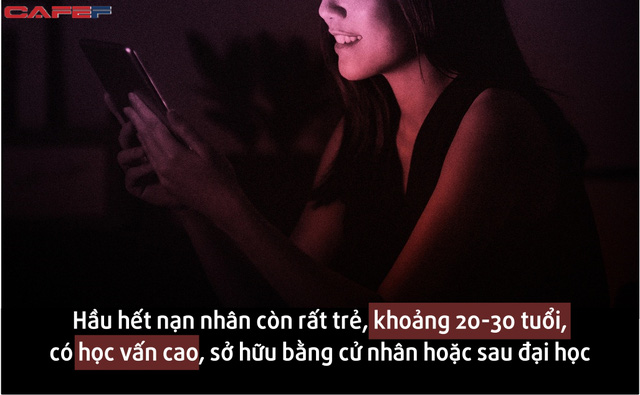 Chiêu trò lừa tình, lừa tiền theo kiểu mổ lợn từ Trung Quốc đang lan rộng ra toàn cầu: 90% phụ nữ có học vấn cao vẫn bị lừa - Ảnh 1.