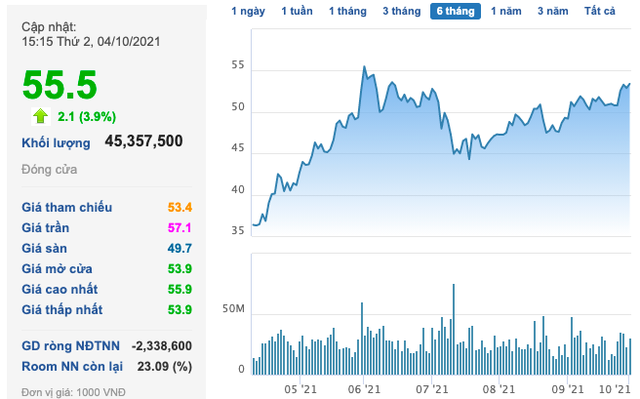 Dragon Capital bán hơn 3,3 triệu cổ phiếu Hòa Phát - Ảnh 3.