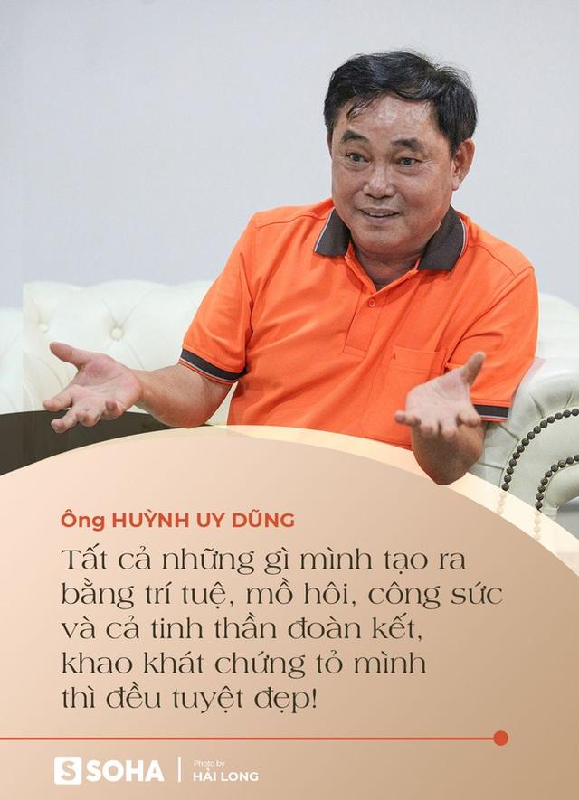 Ông Huỳnh Uy Dũng: Chuyện ông Yên đã có bà xã xử lý, 3 tháng nay tôi ở lại nhà máy, ngày có khi chỉ ăn 1 ổ bánh mì làm tới 12h đêm - Ảnh 2.