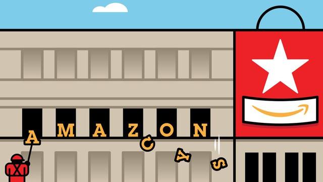 """Khi Amazon ra tay """"cà khịa"""" - Ảnh 1."""