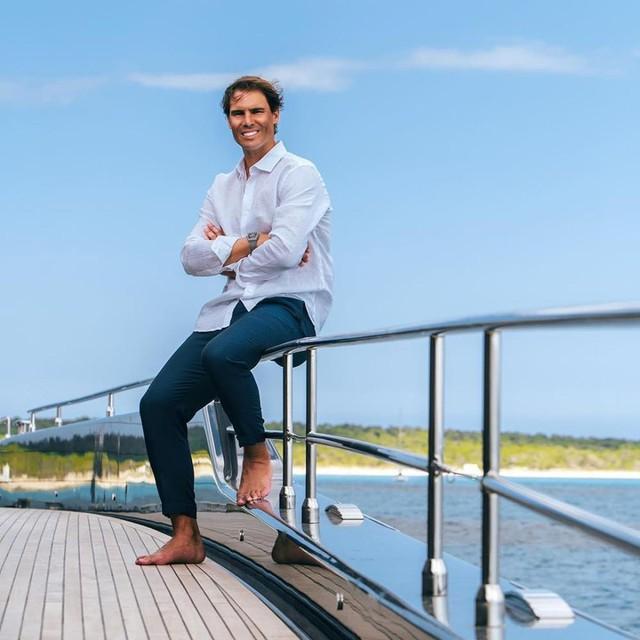 Cực kỳ chịu chơi và không ngại chi bộn tiền cho các thú vui, vì sao Nadal vẫn được mệnh danh là một trong những vận động viên tiêu tiền thông minh nhất thế giới?  - Ảnh 5.