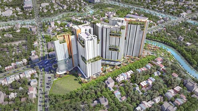 Công ty của cựu chủ tịch Coteccons Nguyễn Bá Dương mua lại dự án 1,98ha tại Bình Dương của Thuduc House - Ảnh 1.
