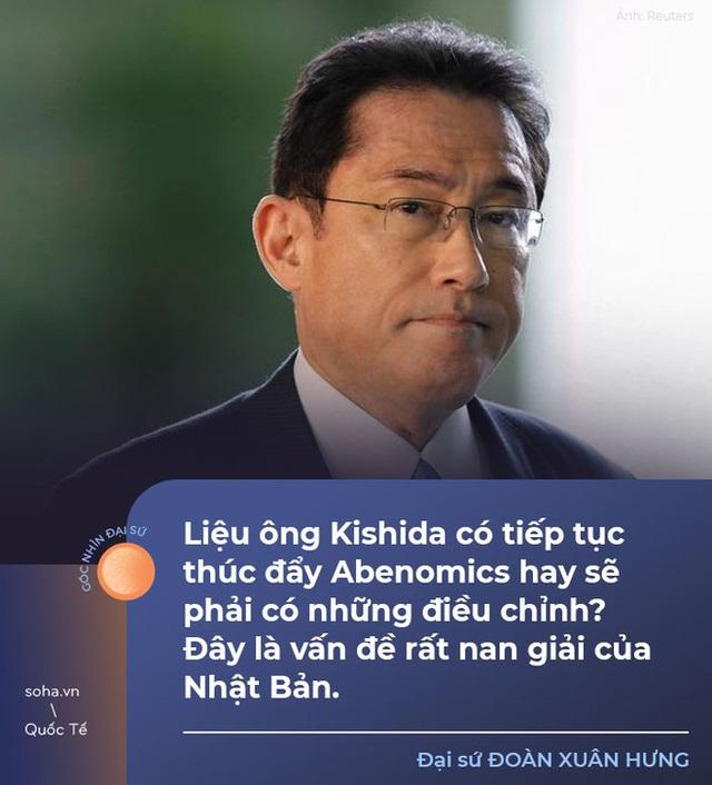 Cuộc họp muộn và ý tưởng chiến lược về Đại học Harvard ở Việt Nam của tân Thủ tướng Nhật Bản - Ảnh 2.