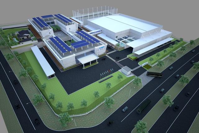 Doanh nghiệp Nhật Bản khởi công dự án nghiên cứu, chế tạo robot, UAV,... tại Đà Nẵng - Ảnh 1.
