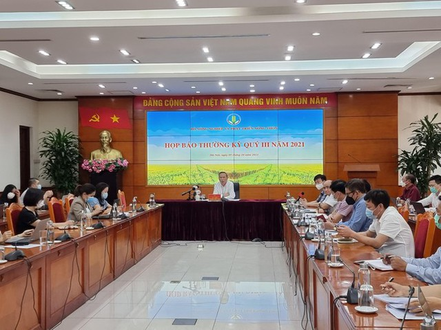 Trung Quốc liên tiếp phát hiện SARS CoV-2 trên nông sản, Bộ NN&PTNT nói gì? - Ảnh 1.