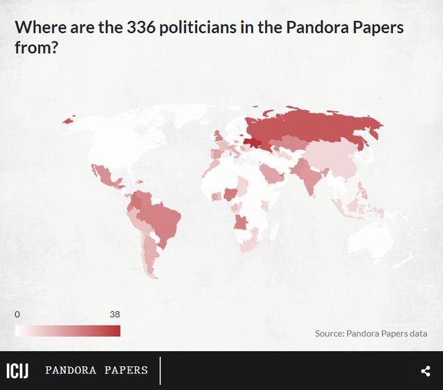Không có người Việt Nam nào trong hồ sơ Pandora? - Ảnh 1.
