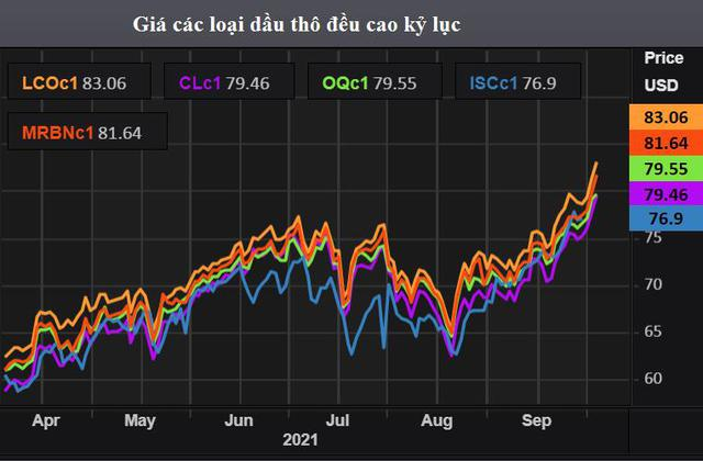 Thị trường dầu mỏ chao đảo sau khi OPEC+ từ chối nâng mạnh sản lượng, ảnh hưởng sẽ còn kéo dài - Ảnh 1.