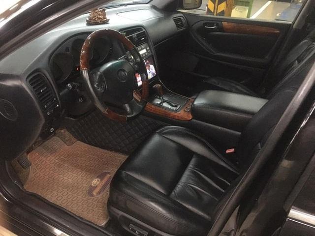 Chiếc Lexus mạnh 300 mã lực rao giá rẻ như Toyota Vios, CĐM vẫn chê: 300 triệu còn không biết có ai hỏi thăm chưa - Ảnh 3.