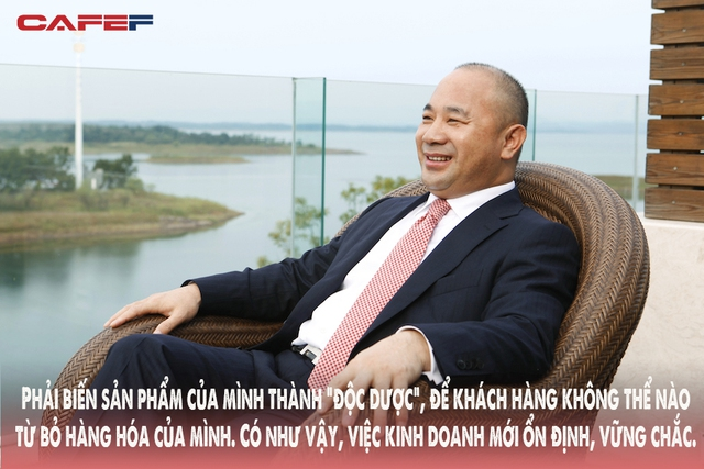 """Con đường làm giàu """"không yên phận"""" của tỷ phú giàu nhất Quảng Đông: Từng ngủ ống cống, nhặt ve chai khi tìm việc, tạo lập thành công bằng tư duy biến sản phẩm thành độc dược - Ảnh 1."""