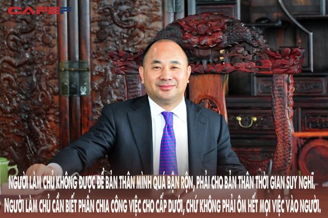 """Con đường làm giàu """"không yên phận"""" của tỷ phú giàu nhất Quảng Đông: Từng ngủ ống cống, nhặt ve chai khi tìm việc, tạo lập thành công bằng tư duy biến sản phẩm thành độc dược - Ảnh 2."""