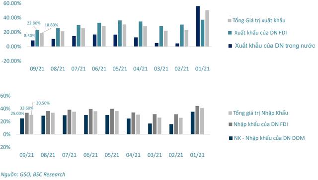 BSC: Tâm lý và dòng tiền tích cực trở lại sau dịch bệnh, VN-Index thử thách lại ngưỡng 1.400 điểm vào cuối năm 2021 - Ảnh 2.