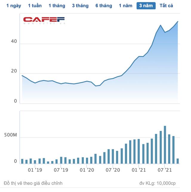 Cổ phiếu vượt đỉnh lịch sử, Hòa Phát lọt Top 15 Công ty thép vốn hóa lớn nhất thế giới, tài sản của ông Trần Đình Long đạt 3,8 tỷ USD - Ảnh 4.