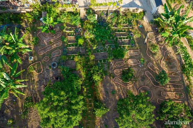 Cô gái dừng học đại học, về quê trồng cây trong khu vườn rộng 7000m² đẹp mê mẩn ở trung tâm thành phố Đà Lạt - Ảnh 1.