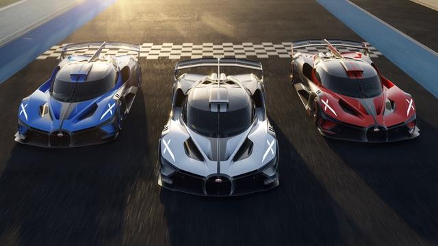 Đây là siêu xe đẹp nhất thế giới: Giá hơn 106 tỷ chưa ship, chỉ 40 người được mua - Ảnh 1.