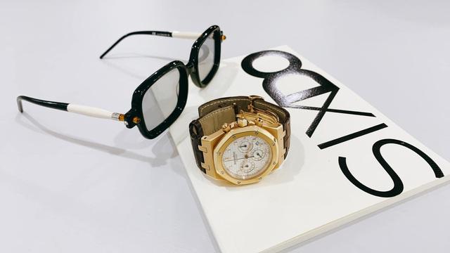 3 chiếc đồng hồ tiền tỷ đẳng cấp của CEO Huy Cận: Patek Philippe 2,5 tỷ đồng được ưu ái theo chủ nhân mỗi ngày  - Ảnh 2.